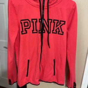 Victoria's Secret PINK hooded full-zip